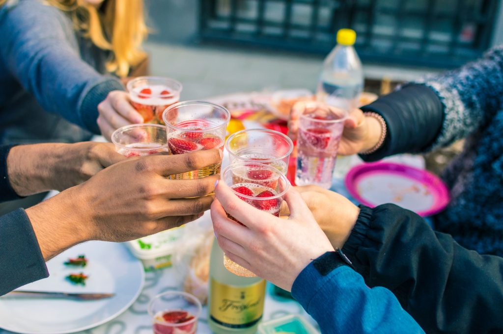 college party tips for surviving freshers